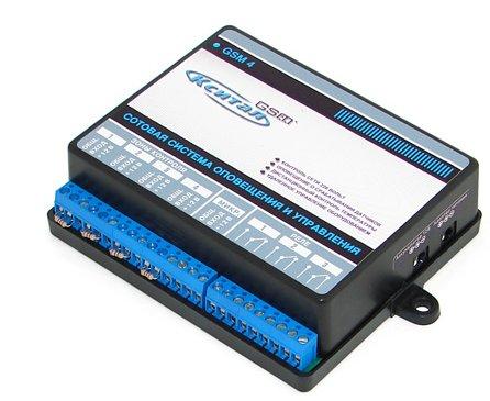 GSM-сигнализация Кситал 4м