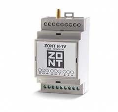 Zont GSM Climate H-1V OpenTherm