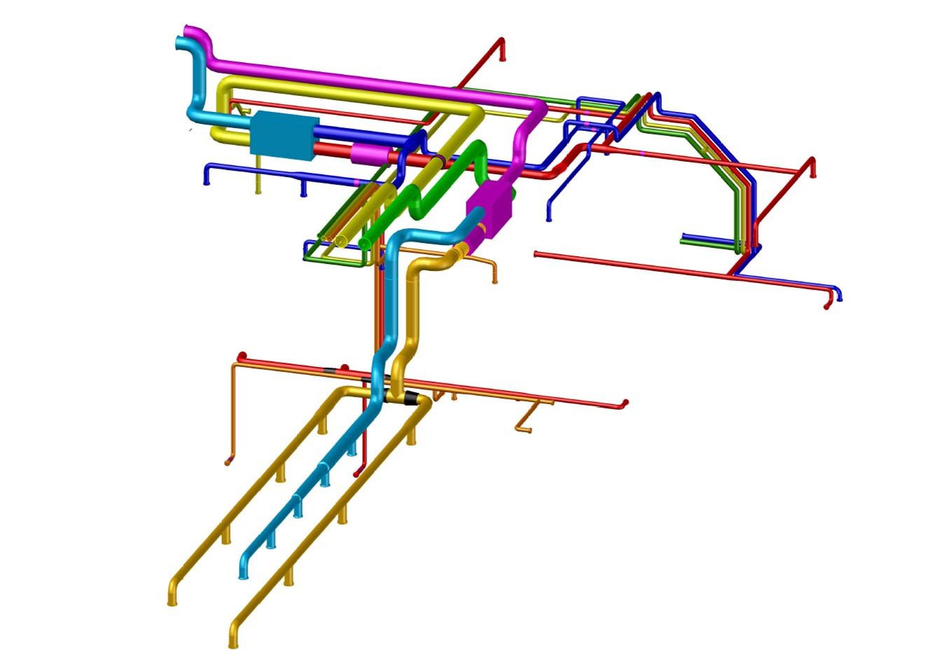 Проектирование и монтаж систем вентиляции и кондиционирования в каркасных домах