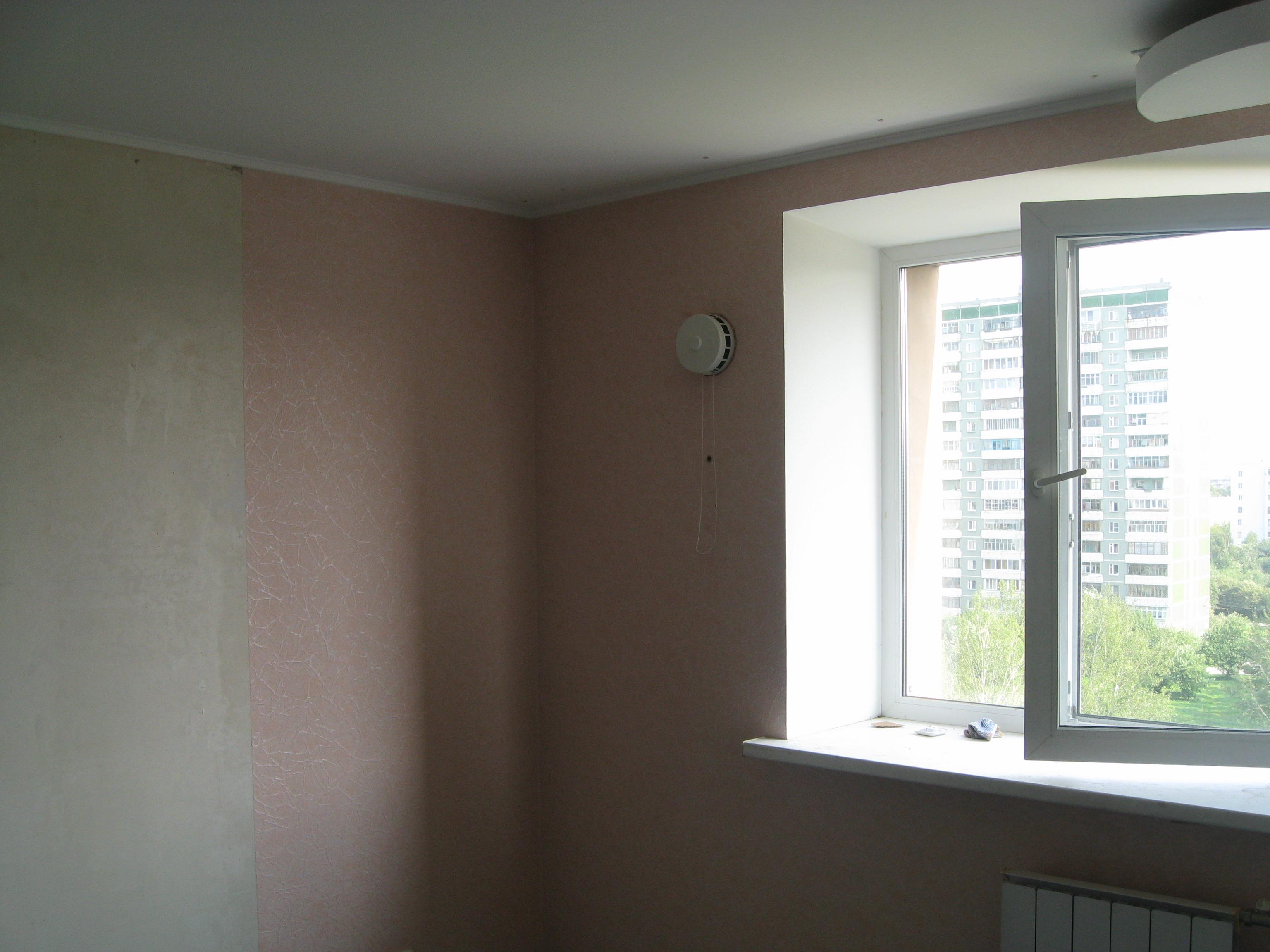 Как сделать вентиляцию в комнате без окон фото