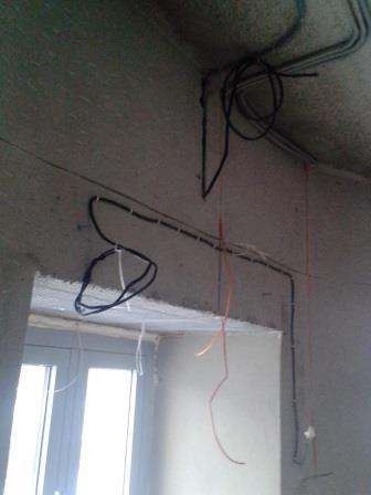 Подготовка к монтажу тепловых завес