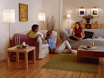 Оптимальный микроклимат в квартире