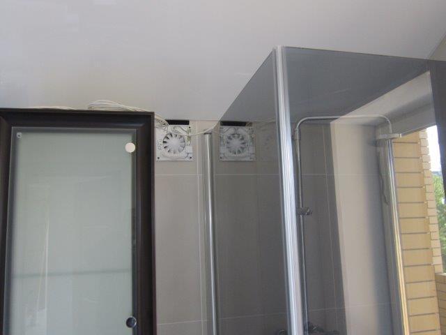 Вытяжные вентиляторы в туалете