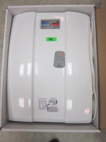 Вентиляционная установка в упаковке