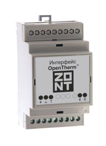 Предназначен для управления модулируемой горелкой и диагностики состояния котла