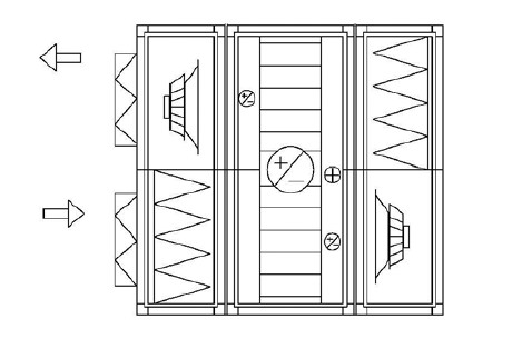 Вентиляционная установка для музеев «КЛИМАТ-МУЗЕЙ»