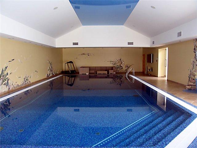 Особенности вентиляции бассейна, сауны и бани