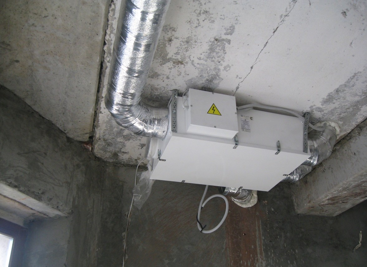 Приточно-вытяжные вентиляционные установки КЛИМАТ - PМ