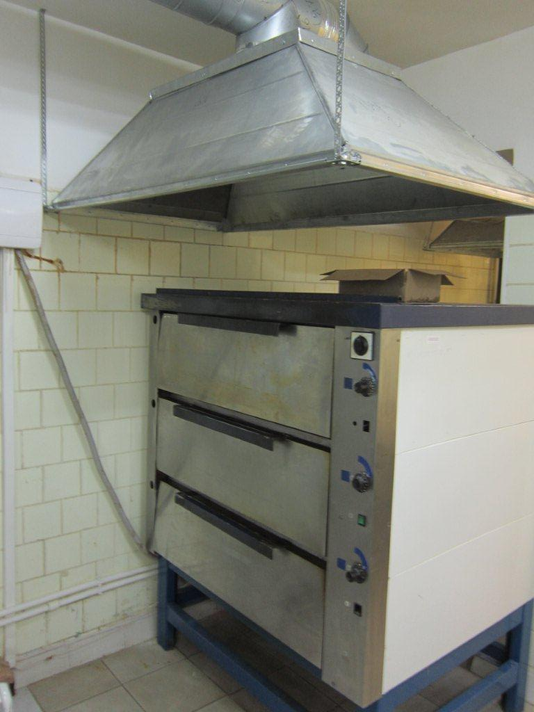 большая вытяжка для кухни
